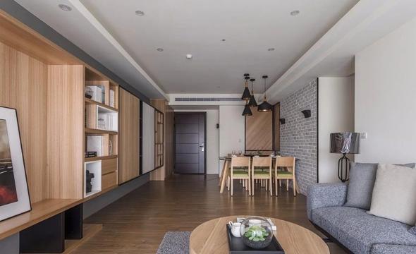 重庆木饰面家具定制案例