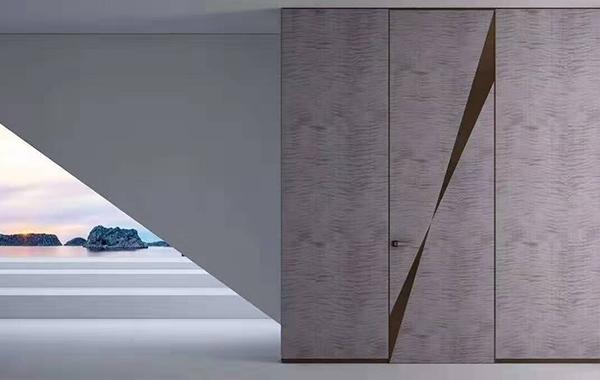 木饰面板护墙