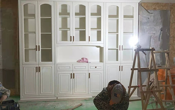 重庆烤漆柜